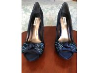 Jeweled Ladies Shoe by Dune