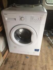 Beko 6kg washing machine good working order