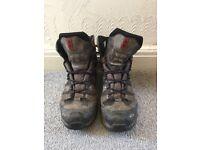 Salomon QUEST 4D 3 GTX walking boots (2010 version) UK 11 (but probably a better fit for UK 10)