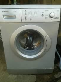 Bosh washing machine free local delivery