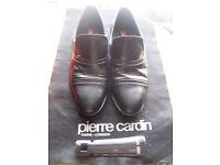 Mens smart shoes size 8 (small) black £10 ono