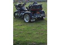 Honda Golding Trike 1500