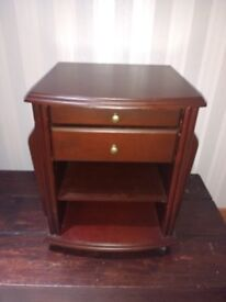 Bedside Table / Side Table / drawers / cabinet