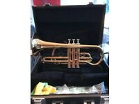 Yamaha YCR2330 II cornet - Excellent condition. Bought in Japan. With cleaning kit and hard case.