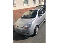Chevrolet matiz.. 1.0 (LOW MILES)