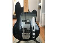 1972 Hayman 40/40 Fretless Bass