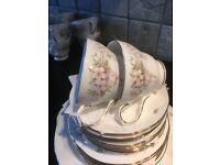 Vintage tea set - bone china