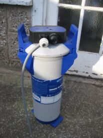 Catering water softener BRITA Professional commercial Quell 600 Water Filter.
