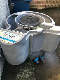 Nexus 200 pond filter