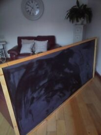 Extremely Large Blackboard.