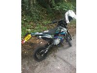 *RoadLegal* Welsh Pit Bike 160cc (Registered as 50cc)