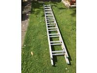 2 section ladders