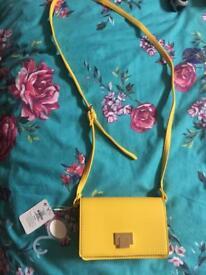 Cute little yellow bag