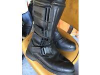 Sidi Motorcycle Boots size 44