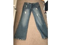 Size 14 ladies jeans