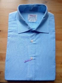 THomas Lewin Shirt - Double cuff -