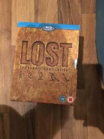 Bluray LOST complete series