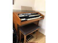 Organ - JEN Allegro A360 Organ with stool