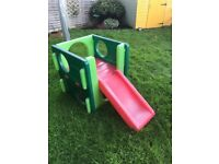 Children's outdoor slide (Little Tikes)