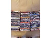 200 dvds + 14 TV Boxsets for sale. A big mix of single and 2 disc collectors sets. £40
