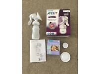 Breast pump -Philips Avent Natural