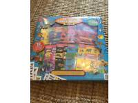Super sticker fun set 10 packs / books sealed box