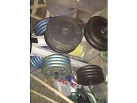 Weights for sale Price can be negotiable