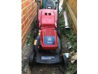 Mountfield Petrol lawnmower VGC all working