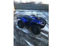 2011 Yamaha grizzly 450 YFM quad IRS