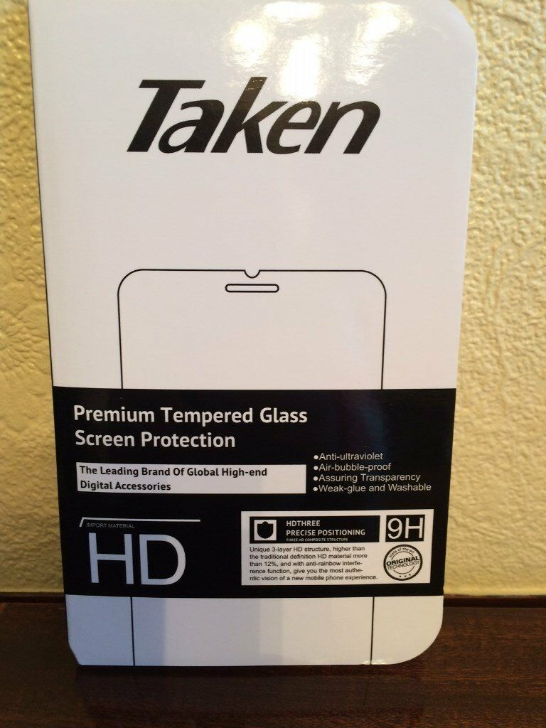 GALAXY S6 PREMIUM TEMPERED GLASS SCREEN PROTECTOR,0.3MM (BRAND NEW) RRP: £16.99
