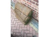 Fresh grass 7 rolls £20