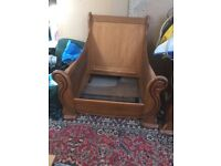 2 armchairs for upcycling £10 each
