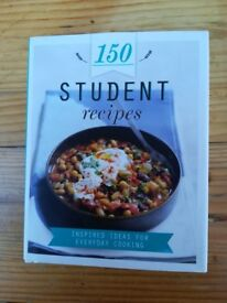 Recipe Book For Students With 150 Different Cheap Recipes