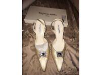Benjamin Adams of London wedding shoes