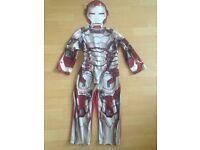 Iron Man fancy dress age 3-4 years