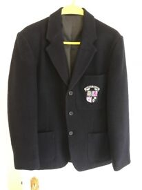 "Glasgow Academy blazer 36"" & tracksuit jacket for 12 yrs. Both in excellent condition."