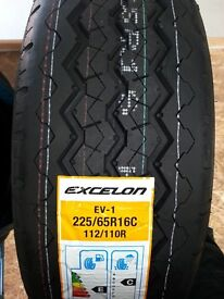 Tyres 225/65/16 Commercial NEW