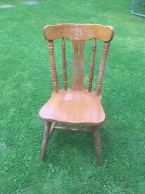 Selection of Chairs/ Shabby Chic/ £8 each
