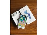 Apple iPhone 6s 32gb on EE Network Silver and in Full Working Order