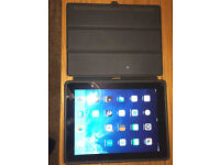 Apple iPad 3rdGen 64GB, Black, WiFi, Retina 9.7in Perfect condition+bundle 2x cases