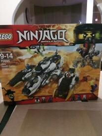 Lego Ninjago Ultra Stealth Raider 70595
