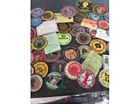 Northern soul Wigan casino patches