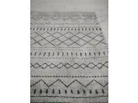 1 month beautiful rug