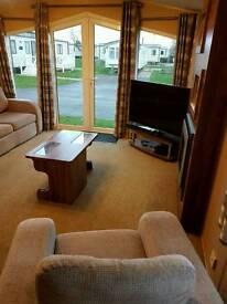 Seashore haven 2 bed platinum caravan