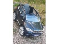 Electric kids car bmw x5 £80
