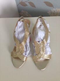 Ladies shoes &sandels
