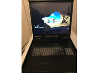 Startech 19 inch LCD Server Rackmount console 1U for easy control of servers