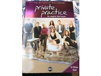 Private Practice - 1st and 3rd Seasons (Region 1)