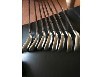 Wilson staff di7 fat shafts irons