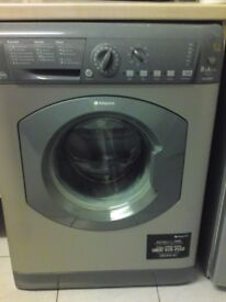 HOTPOINT FUTURA 8KG DRUM WASHING MACHINE
